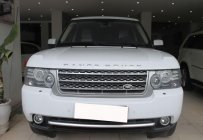 Cần bán lại xe LandRover Range Rover supercharged đời 2009, màu trắng, nhập khẩu giá 2 tỷ 575 tr tại Hà Nội