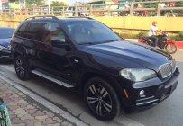 Bán ô tô BMW X5 4.8 đời 2008, màu đen, xe nhập giá 820 triệu tại Hà Nội