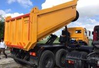 Bán Kamaz 6540 tải 14 khối tăng áp, thùng Ovan, 260 mã lực, 2 cầu thực, 4 dò, nhập khẩu giá 1 tỷ 410 tr tại Sóc Trăng