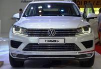 Bán xe Volkswagen Toquareg GP sản xuất 2016, màu trắng, nhập khẩu nguyên chiếc giá 2 tỷ 889 tr tại Tp.HCM