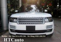 Cần bán LandRover Range Rover HSE 2016 màu trắng giá 5 tỷ 698 tr tại Hà Nội