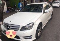 Cần bán gấp Mercedes C300 AMG sản xuất 2012, màu trắng giá 863 triệu tại Tp.HCM