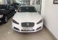 Cần bán Jaguar XF đời 2012, màu trắng, nhập khẩu giá 1 tỷ 670 tr tại Hà Nội