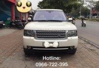 Cần bán xe LandRover Range Rover Supercharged 2010, màu trắng, nhập khẩu chính hãng giá 1 tỷ 880 tr tại Hà Nội