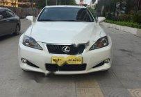 Cần bán xe Lexus IS 250C đời 2011, màu trắng, nhập khẩu nguyên chiếc giá 1 tỷ 580 tr tại Hà Nội