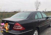 Cần bán xe Mercedes C180 K đời 2003, màu đen, nhập khẩu nguyên chiếc số tự động, 285tr giá 285 triệu tại Hà Nội