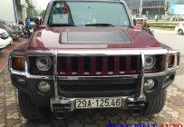 Bán xe Hummer H3 3.6 đời 2008, màu đỏ, nhập khẩu giá Giá thỏa thuận tại Hà Nội