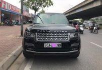 Bán ô tô LandRover Range Rover autobiography LWB đời 2015, màu đen, nhập khẩu giá 6 tỷ 990 tr tại Hà Nội