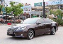Bán xe cũ Lexus ES 300H đời 2014, màu nâu, xe nhập giá 1 tỷ 950 tr tại Tp.HCM