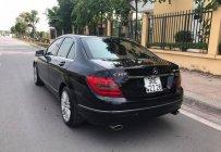Cần bán lại xe Mercedes C230 đời 2009, màu đen, giá 650tr giá 650 triệu tại Hà Nội