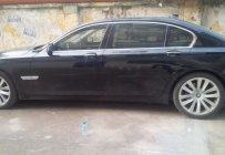 Cần bán lại xe BMW 7 Series 740Li đời 2009, màu đen, xe nhập còn mới giá 1 tỷ 586 tr tại Hà Nội