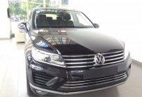 Dòng SUV nhập Đức Volkswagen Touareg 3.6 FSI, màu đen đời 2015, tặng BHVC+dán 3M, LH Hương: 0902.608.293 giá 2 tỷ 500 tr tại Tp.HCM