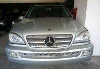 Bán ô tô Mercedes 350 đời 2004, màu bạc, nhập khẩu Nguyên chiếc giá 490 triệu tại Hà Nội