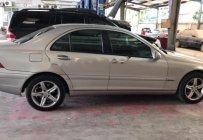 Bán Mercedes C180K sản xuất 2003, màu bạc giá 270 triệu tại Tp.HCM