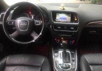 Bán Audi Quattro Q5 2.0T  Premium đời 2011, màu đen, nhập khẩu giá 1 tỷ 150 tr tại Hà Nội