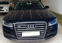 Cần bán lại xe Audi A8 8L 4.0 TFSI Quattro đời 2014, màu đen, nhập khẩu giá 4 tỷ 150 tr tại Hà Nội