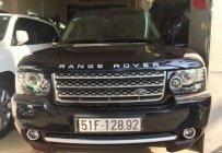 Bán xe LandRover Range Rover Supercharged màu đen, sản xuất 2011, nội thất kem, nhập khẩu nguyên chiếc giá 2 tỷ 630 tr tại Tp.HCM