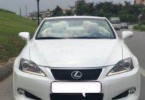 Bán Lexus IS 250C năm 2011, màu trắng, nhập khẩu giá 1 tỷ 499 tr tại Hà Nội