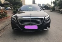 Bán Mercedes S500L sản xuất 2013 dk 2014 màu đen xe một chủ đi từ đầu giá 3 tỷ 650 tr tại Hà Nội