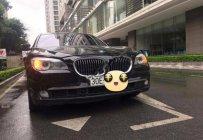 Bán BMW 7 Series 740Li đời 2009, màu đen, nhập khẩu nguyên chiếc chính chủ giá 1 tỷ 190 tr tại Hà Nội