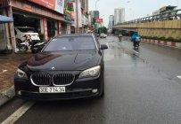 Cần bán xe BMW 7 Series 740LI đời 2009, màu đen, nhập khẩu nguyên chiếc giá 1 tỷ 190 tr tại Hà Nội