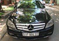 Cần bán lại xe Mercedes C200 Avantgarde đời 2007, màu đen giá 430 triệu tại Tp.HCM