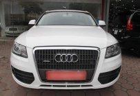 Cần bán Audi Q5 2.0T đời 2010, màu trắng, nhập khẩu, chính chủ xe cực chất giá 1 tỷ 150 tr tại Hà Nội