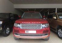 Cần bán LandRover Range Rover HSE đời 2014, màu đỏ, nhập khẩu giá 4 tỷ 650 tr tại Hà Nội