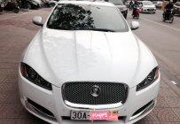 Cần bán Jaguar XF 2.0 đời 2013, màu trắng, xe nhập giá 1 tỷ 550 tr tại Hà Nội