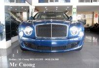 Bán ô tô Bentley Mulsanne 2016 nhập anh giá 23 tỷ 500 tr tại Hà Nội