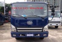 Bán xe tải thùng mui bạt Faw 7,31 tấn thùng dài 6m25, cabin hiện đại. Giá tốt nhất thị trường giá 416 triệu tại Hà Nội