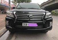 Bán Lexus LX570 Mỹ màu đen, nội thất nâu, SX 2013 ĐK 12/2013 tư nhân giá 4 tỷ 820 tr tại Hà Nội