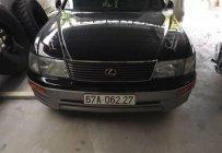 Gia đình bán Lexus LS 400 đời 1996, màu đen giá 300 triệu tại Cần Thơ