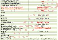 xe faw 7.3 tấn động cơ hyundai,Faw 7T3 giá 545 triệu tại Hà Nội