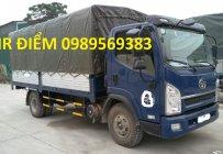xe faw 6,95 tấn thùng dài 5,1m khuyến mãi bhtv giá 394 triệu tại Hà Nội