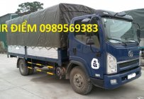 Xe Faw 6.9 tấn,xe tải faw 6.9 tấn ,Faw 6T9 giá 385 triệu tại Hà Nội
