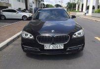 Bán BMW 7 Series đời 2014, màu đen, xe nguyên bản giá 2 tỷ 200 tr tại Tp.HCM