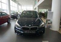 Cần bán BMW 2 Series 218I Gran Tourer AT đời 2017, màu xanh giá 1 tỷ 498 tr tại Hà Nội