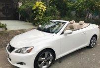 Xe Lexus IS 250C đời 2009, màu trắng, nhập khẩu nguyên chiếc giá 1 tỷ 199 tr tại Tp.HCM