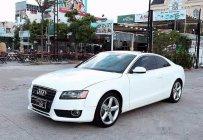 Bán Audi A5 năm 2010, màu trắng, nhập khẩu giá 1 tỷ 90 tr tại Tp.HCM
