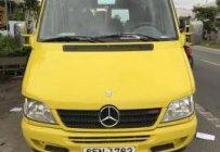 Bán Mercedes Sprinter đời 2009, màu vàng, giá chỉ 420 triệu giá 420 triệu tại Bạc Liêu