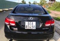 Bán xe Lexus GS 350 đời 2009, màu đen, xe nhập giá 1 tỷ 230 tr tại Đồng Nai