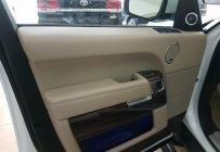 Bán ô tô Land Rover Range Rover HSE màu trắng, sản xuất 2014, đăng ký 2015 giá 4 tỷ 650 tr tại Hà Nội