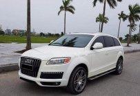 Bán Audi Q7 Sline đời 2009, màu trắng, nhập khẩu giá 1 tỷ 270 tr tại Ninh Bình