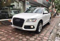 Cần bán xe Audi Q5 đời 2017, màu trắng, xe nhập Mỹ full đồ. LH: 0948.256.912 giá 2 tỷ 600 tr tại Hà Nội