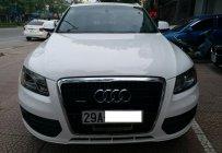 Audi Q5 3.2 xuất Mỹ model 2009, màu trắng, biển Hà Nội giá 1 tỷ 30 tr tại Hà Nội