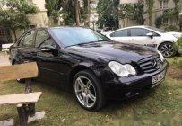 Bán Mercedes C180K đời 2004, màu đen giá 240 triệu tại Hà Nội