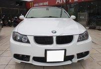 Bán BMW 3 Series 320i sản xuất 2007, màu trắng giá cạnh tranh giá 395 triệu tại Hà Nội
