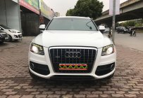 Cần bán Audi Q5 3.2 đời 2009, màu trắng, nhập khẩu nguyên chiếc giá 1 tỷ 20 tr tại Hà Nội