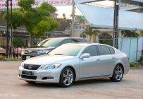 Cần bán Lexus GS 350 năm 2007, màu bạc, nhập khẩu nguyên chiếc giá 960 triệu tại Tp.HCM